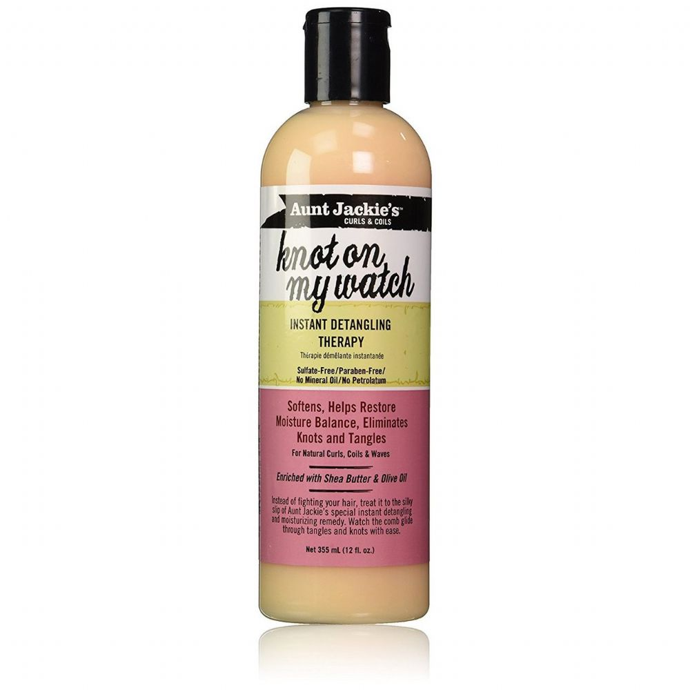 Aunt Jackie's Knot On My Watch Instant Detangler Therapy355ml